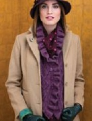 Coat Scarf rev